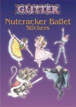 Glitter Nutcracker Ballet Stickers