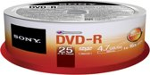 DVD-R 16X SPINDLE-BULK 25 PCS