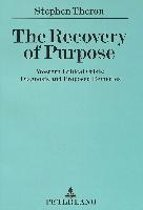 Recovery of Purpose