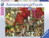 Ravensburger puzzel Colin Thompson Verborgen wereld - Legpuzzel - 1000 stukjes