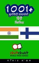 1001+ Basic Phrases Hindi - Finnish