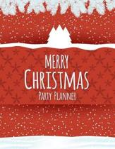 Merry Christmas Party Planner