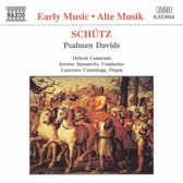 Schutz: Psalmen Davids / Summerly, Cummings, Oxford Camerata
