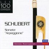 Schubert: Sonata for Arpeggione and Piano; Bridge: Sonata for Cello and Piano