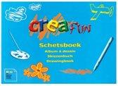 Schetsboek A3 Creafun