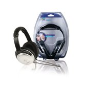 HQ HP137HF - Over-ear koptelefoon - Zwart