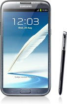 Samsung Galaxy Note 2 - Grijs