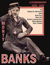 Monty Banks 1920-1924 Filmography