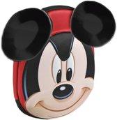 Disney Schrijfset Mickey Mouse 8-delig Rood
