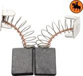 Koolborstelset voor Flex frees/zaag L2808 C - 6x16x20mm
