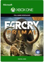 Far Cry Primal Xbox One Full Game (Digitale Code)