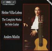 Villa-Lobos - Solo Guitar