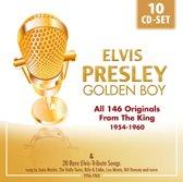 Presley Golden Boy 10 Cd Wallet