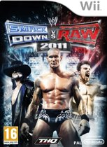 Wwe Smackdown Vs Raw 2011 Nintendo Wii