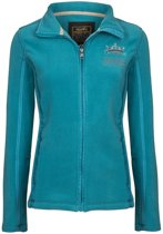 HV Polo Fleece jacket Courtny - Lago blue - mt L