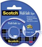 Scotch® Wall-Safe Tape 19 mm x 16,5 m 1 rol EN, FR, DE, NL, 1 st maxidispenser