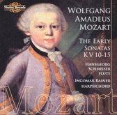 The Early Sonatas K.V. 10-15