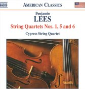 Cypress String Quartet - String Quartets Nos.1, 5 & 6