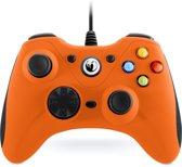 Nacon Wired Gaming Controller - Oranje (PC)