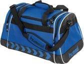 Hummel Sporttas - 52 x 32 x 31cm - blauw/zwart