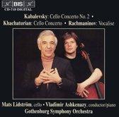 Kabalevsky - Cello Conc.