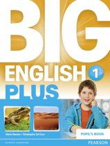 Big English Plus 1 Pupil's Book