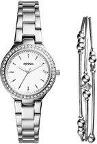 Fossil dames horloge ES4336 SET