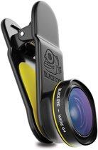 Black Eye Wide G4 Smartphone Lens - Zwart