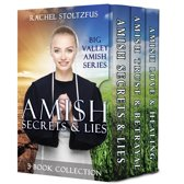 Amish Secrets & Lies 3-Book Collection