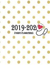 2019-2020 Students Planner Nurses