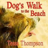 Dog's Walk to the Beach