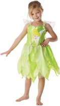 Tinkerbell verkleedjurk kind Disney-Maat:M:5-6