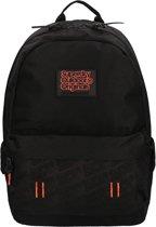 Superdry Montana Neoprene Emboss Panel Backpack Black