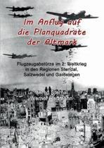 Im Anflug Auf Die Planquadra-Te Der Altmark