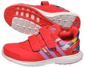 Adidas Hyperfast Kinderschoen - Meisjes - Rood/Lila - Maat 31