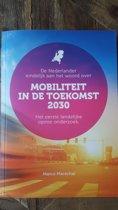 """De Nederlander eindelijk aan het woord over: """"mobiliteit in de toekomst 2030"""", het eerste landelijke opinie onderzoek."""