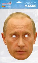 Vladmir Putin Celebrity Face Card Mask