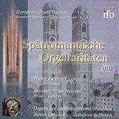 Spatromantische  Orgelraritaten 3