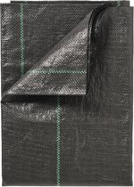 Nature - Worteldoek -  Zwart - 1 x 10m - 100 g/m²