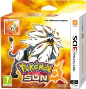 Pokemon Sun Steelcase Edition - 2DS + 3DS