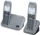 Amplicomms PowerTel 1702 Draadloze telefoon met GROTE GELUIDSVERSTERKING