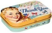 Mint box Thank You   Nostalgic Art