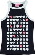 O'Chill Meisjes Shirt Top Blair Blauw - Maat 128/134