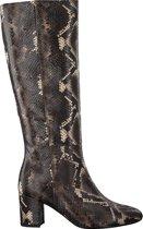 Gabor Hoge laarzen slangenprint - Maat 39