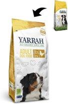 Yarrah Dog Biologische Hondenvoer - Kip - 5 kg