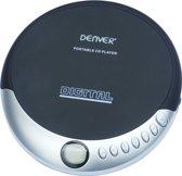 Denver DM-25 - Discman inclusief oordopjes - Zwart