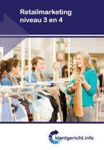 Klantgericht - Retailmarketing niveau 3 en 4
