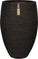 Capi - Capi Europe Vaas eleg. deluxe Rib NL 40x60 bruin