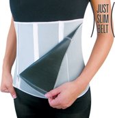 Just Slim Belt Sauna Slimming Girdle - One Size - Afslankgordel
