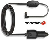 TomTom mini-usb Autolader met TMC-Verkeersontvanger